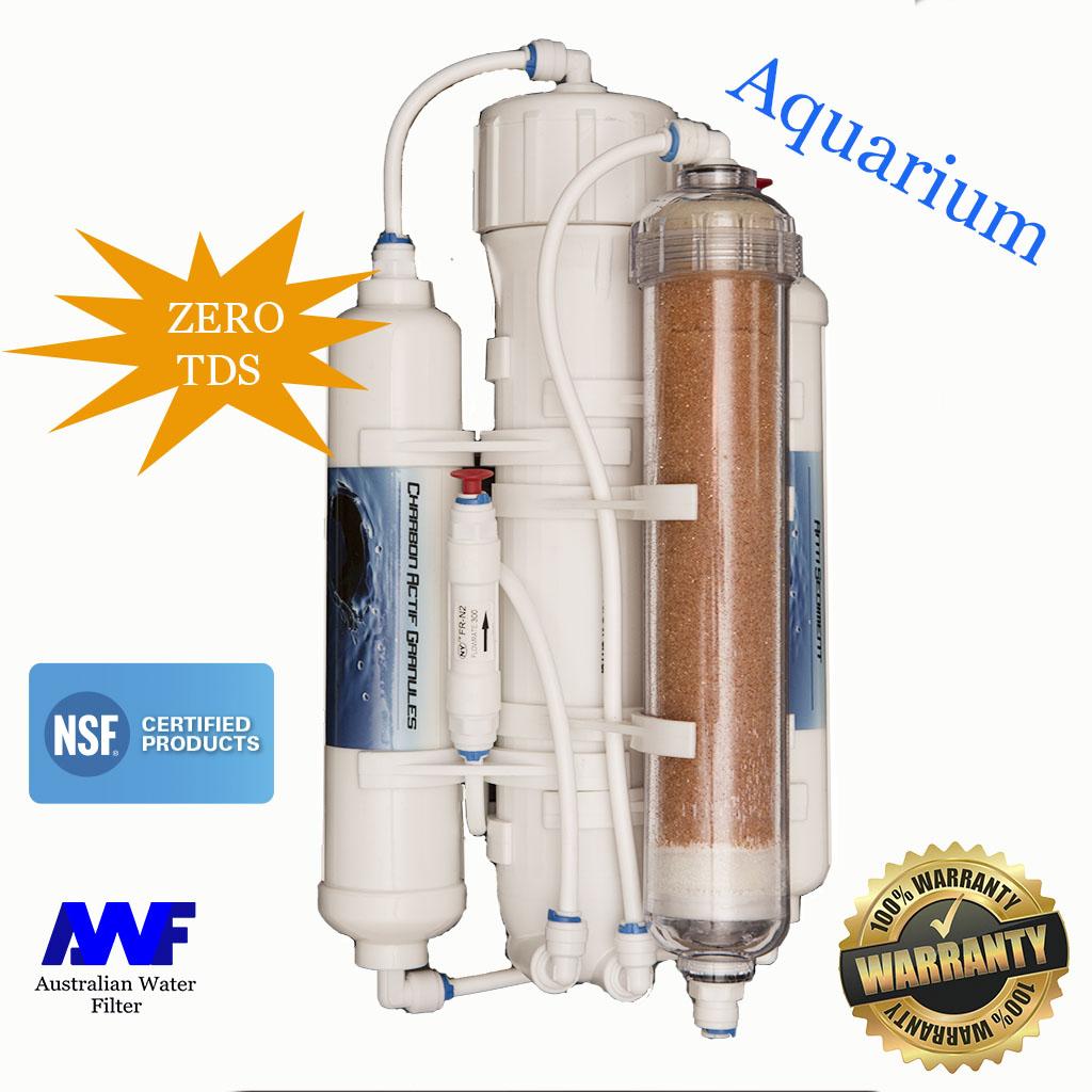 Aquarium Reverse Osmosis Rodi Australian Water Filter